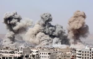 Франция, Франсуа Олланд, США. Барак Обама, Россия, Владимир Путин, терроризм, Башар Асад, Сирия, война в Сирии, политика, общество, ИГИЛ, армия ислама, армия США, армия России