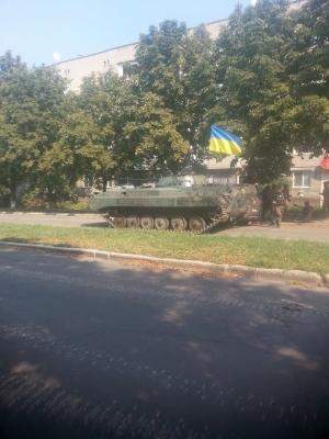 АТО, юго-восток, батальон Азов, батальон Шахтерск, Донецк, Донецкая республика, ДНР, Нацгвардия