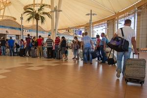 Аэропорт Шарм-эш-Шейх, Египет, досмотр, взятки