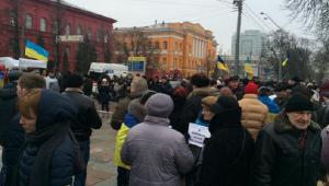 Киев, общество, происшествие, марш мира