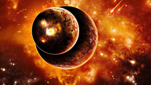Нибиру, природные катастрофы, апокалипсис, взрыв, Луна, видео, 11 августа