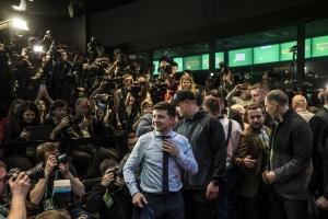Украина, Выборы, Гетманцев, Стефанчук, Зеленский, штаб, План.
