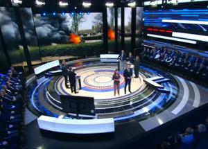 новости, Россия, Россия 1, 60 минут, Скабеева, росТВ, скандал, отопительный сезон, отказ от российского газа