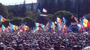 """молдова, кишинев, митинг, гражданская платформа """"Достоинство и порядок"""""""