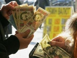Гривна, доллар, рубль, НБУ, курс валют,