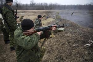 штаб АТО, сводка, террористы, ЛНР, ДНР, нарушение режима прекращения огня, перемирие