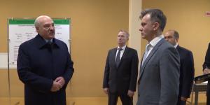 Беларусь, Лукашенко, Чиновники, Президент, Завод, Производство.