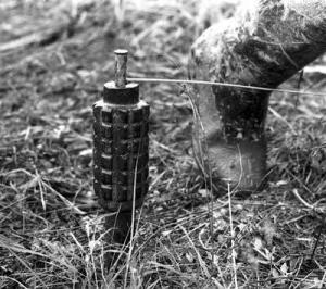 Москаль, Луганск, подорвался рыбак, растяжка, запрещена охота