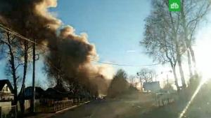 взрыв в Гатчине, Петербург, Россия, завод пиротехники, Авангард, Ленобласть