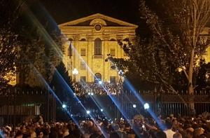 армения, ереван, пашинян, митинг, скандал, парламент, выборы