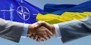Йенс Столтенберг, Украина-НАТО, встреча Порошенко и представителя НАТО