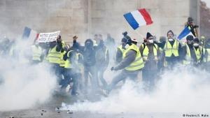 Франция, протесты, новости, желтые жилеты, париж, пропаганда, Россия, Москва, расследование