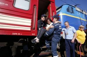 Укрзализныця, инвалиды, луганск, донецк, зона ато, одесса, железная дорога