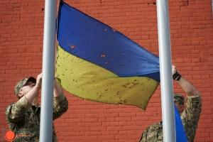 день независимости украины, петр порошенко, армия украины, праздник. донбасс. арессия