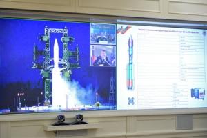 ангар, бриз-м, ракета, запуск, разгонный блок, нагрузка