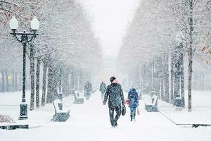 зима, погода, украина, похолодание, снегопады