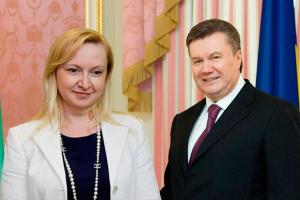 Россия, Украина, Янукович, Сын, Жена, Кошкина.