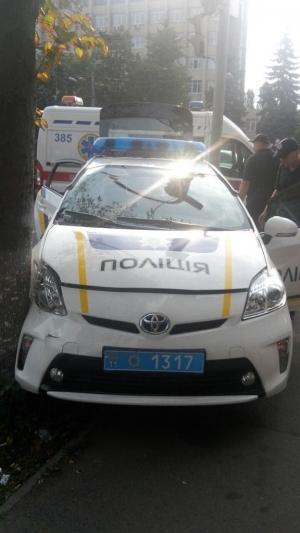 авария, милиция, полиция, дтп, киев, новости, утро