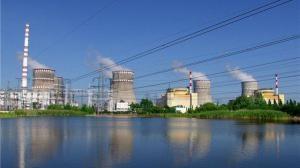 украина, ровно, аэс, четвертый энергоблок, отключение