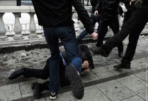 криминал, происшествия, Нацдружины, полиция, новости, Николаев, драка, ветераны МВД