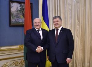 Украина, Беларусь, Лукашенко, Порошенко, Танки.
