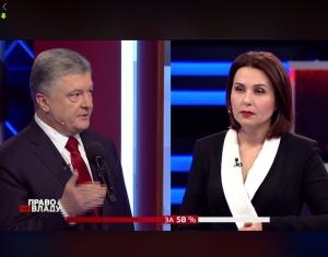 Петр Порошенко, президент Украины, политика, новости, Зеленский, выборы, 1+1, Право на владу