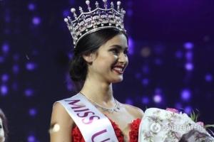 Киев, «Мисс Украина-2015», студента, победа, конкурс красоты, мисс мира