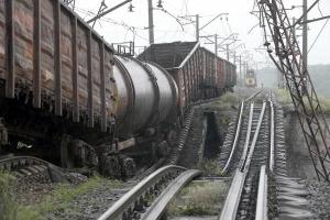 Дебальцево, железная дорога, ато, восстановление
