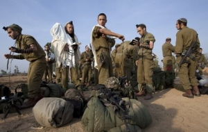 израиль, сектор газа, войска