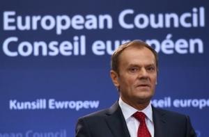 дональд туск, евросоюз, санкции, сша, барак обама, европейский совет