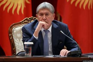киргизия, атамбаев, арест, спецоперация