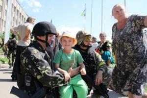освобождение Славянска, Краматорск, АТО, борьба с терроризмом