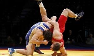баку, азербайджан, европейские игры, украинская сборная, борьба