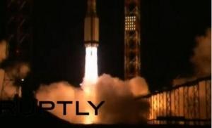 ракета-носитель, запуск, спутник, байконур