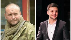 Украина, Война, Донбасс, Крым, Ярош, Зеленский.