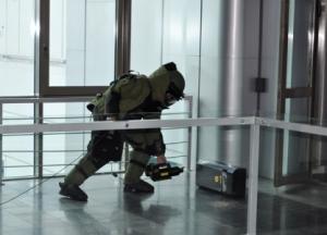 киев, 5 телеканал, минирование здания 5 телеканала, украина ,криминал ,происшествие, общество
