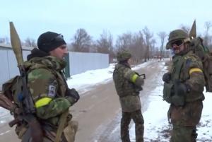 Широкино,  Азов, освобождение