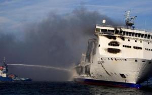 Греция, погибшие, жертвы, паром, Norman Atlantic, пожар