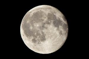Суперлуние, явление, Луна, НЛО