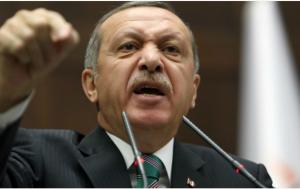 Эрдоган, Путин, обвинения