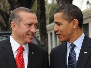 США, Турция, Обама, Эдроган, АТО, восточная Украина, Донбасс,