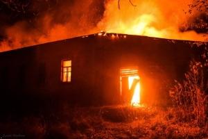 донецк, ато, днр. восток украины, происшествия, общество, пожар, происшествия