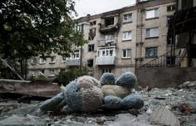 Горловка, обстрел, мирные, жители, пострадали, погибли, разрушены