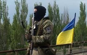 Азов, ДНР, обстрел, блокпост, армия, ранен, боец, ответный огонь