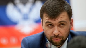 спикер ДНР, пушилин, перенесли выборы, дата выборов, восток украины, 21 февраля