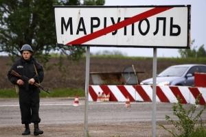 обсе, мариуполь, происшествия, донбасс, юго-восток украины, обстрелы, краматорск, днр