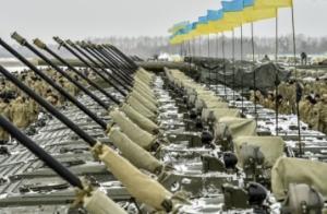 новости украины, война в донбассе, ВСУ на 95% выполнили земляные работы на первой линии оборонительных рубежей