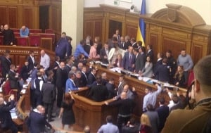 Верховная рада, Законопроект о реинтеграции Донбасса, новости Украины