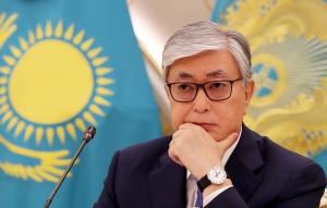 Токаев, президент, Казахстан, флешмоб, Порошенко, Назарбаев