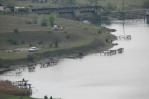 зуевское водохранилище, происшествия, донецкая область, днр, донбасс, восток украины
